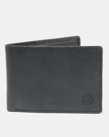 Element Corpo Wallet Black