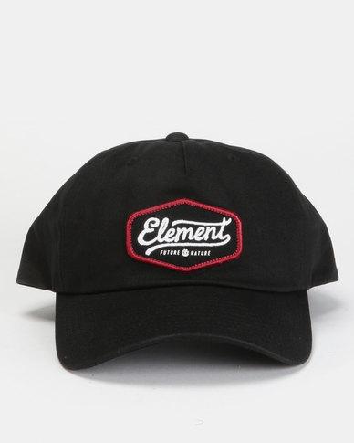 Element Craft Cap Flint Black  27cd640b29f