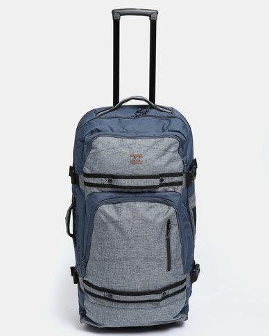 a4536a647bd9 Billabong Booster Travel Bag 110L Black Grain