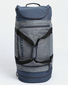 Billabong Destination Travel Bag Dark Slate