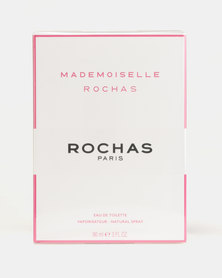 Rochas Mademoiselle Eau De Toilette Natural 90ml