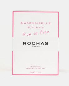 Rochas Mademoiselle Eau De Toilette Natural 50ml