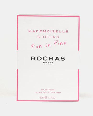 Mademoiselle 50ml Natural Toilette De Rochas Eau PXZTOiku