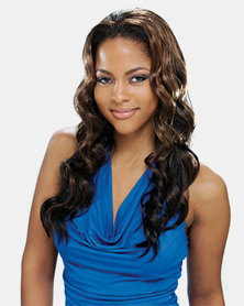 Freetress Equal Full Cap Drawstring Wig Kimberly Girl Black