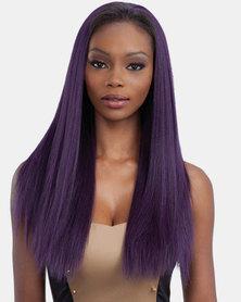 Freetress Equal Full Cap Drawstring Wig Valentine Girl Blue /Black