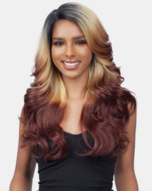 Freetress Equal Premium Delux Wig Misty Brown