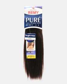 "MilkyWay Pure Remy Pure Yaky Weave 100% Human Hair 12""  2 Dark Brown"