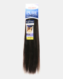 "MilkyWay Pure Remy Pure Yaky Weave 100% Human Hair 18"" 2 Dark Brown"