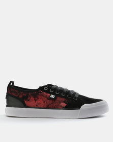 DC Evan Smith Sneakers Black/Red