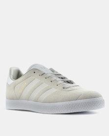 7e076e571448 adidas Gazelle J Sneakers Ash Blue Ftwr White