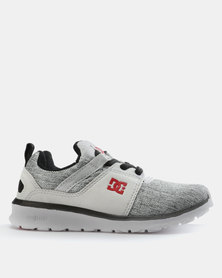 DC Heathrow TX SE Sneakers Grey/Red