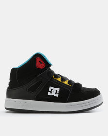 DC Rebound Sneakers Black