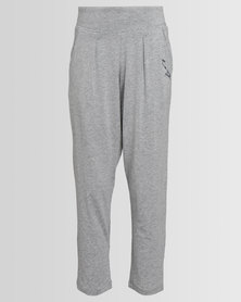 Roxy Don't Forget Girls Heritage Pants Heather Grey