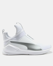 Puma Fierce Core Puma White-Puma Silver