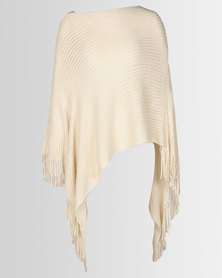 Joy Collectables Poncho Beige