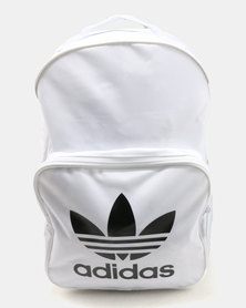 adidas Backpack Clas Trefoil White