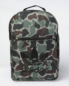 adidas Classic Backpack Camo Multco