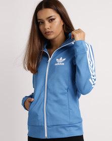 adidas Europa TT Jacket Blue