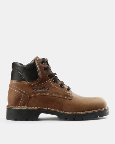 Grasshoppers Grasshoppers Urban Leather Boots Tan cheap sale 2014 newest for cheap cheap online pictures sale marketable sale many kinds of cVDly
