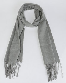 Lily & Rose Simple Scarf Grey