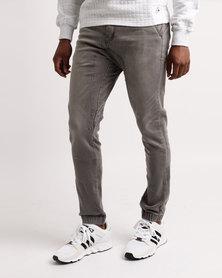 Quiksilver Fonic Fix Jeans Stone/Grey