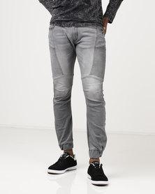 KSTR Benito Jog Jeans Grey