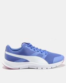 Puma Flexracer Sneakers Baja Blue/White