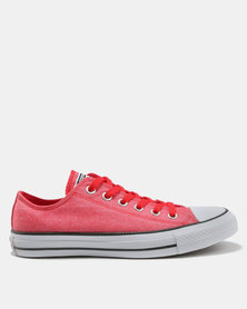 Converse CTAS Chambray M OX 155400C Casino Red