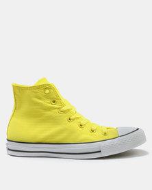 Converse CTAS Perf Ripstop M Hi 155441C Fresh Yellow