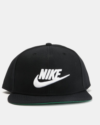 64fd8dd632c Nike U NSW Pro Cap Futura Black Pine Green White