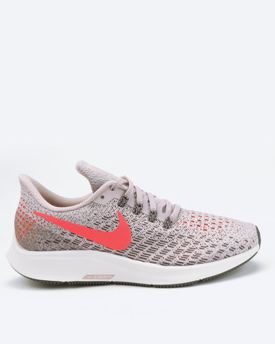 70ecf80f8a7d Nike Performance WMNS Nike Air Zoom Pegasus 35 Trainers Pink