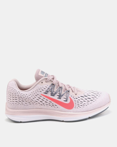 Nike Performance Womens Nike Zoom WINFLO 5 Trainers Pink