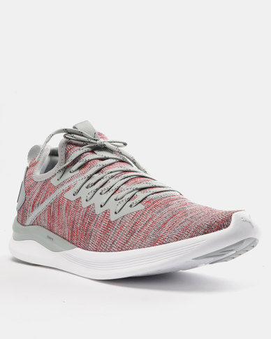 new concept b67c3 e3509 Puma Performance Ignite Flash EvoKNIT Shoes Red