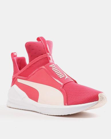 Scarpe alla moda Puma FIERCE CORE Scarpe da fitness rosa