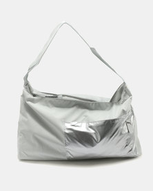 Puma Performance Dancer Barrel Bag Grey
