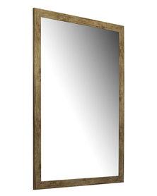 NovelOnline Oak colour Mirror