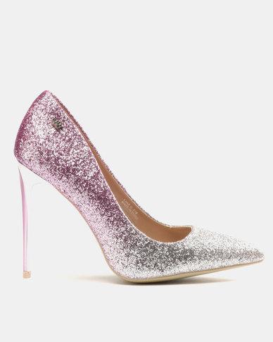 Miss Black Miss Black Lake G Heeled Courts Pink discount huge surprise 6P5lbl