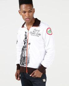 Magents Zulu Sport Jacket White