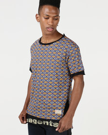 Magents Swaze Short Sleeve Tee Multi
