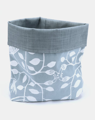MARADADHI TEXTILES Fabric Basket Multi