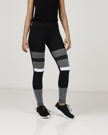 FIT Gymwear Matrix Skinny Multi
