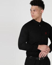 Cutty C Flyer Maskandi Shirt Black