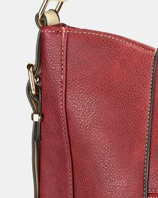 Blackcherry Bag Handbag Burgundy