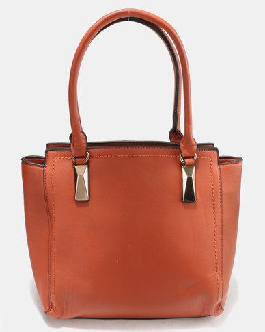 Blackcherry Bag Smart Handbag Salmon