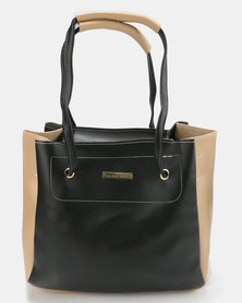 Blackcherry Bag Smart Bag Black/Khaki