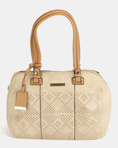Blackcherry Bag Hand Bag Beige