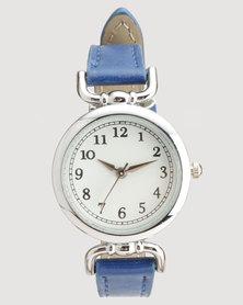 Digitime Birkin Watch Blue