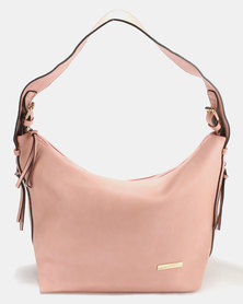 Blackcherry Bag Hand Bag Dusty Pink