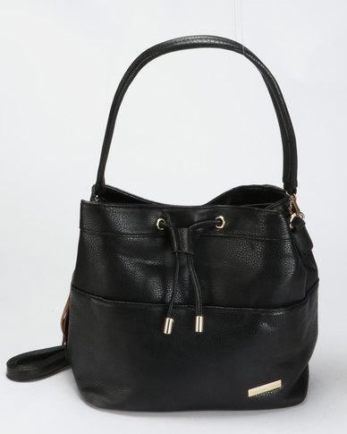 Blackcherry Bag Hand Bag Black