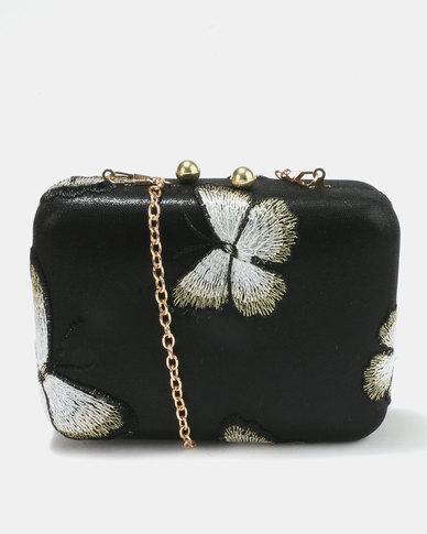 Blackcherry Bag Clutch Bag Black